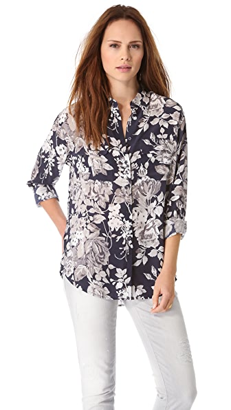 Equipment Signature Countryside Blouse