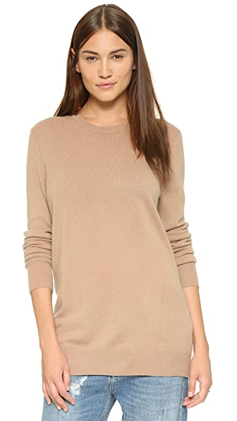 Equipment Rei Cashmere Sweater - Camel