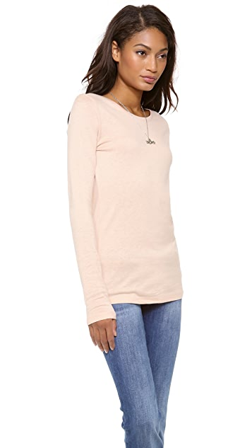 Equipment Nadia Long Sleeve Shirt
