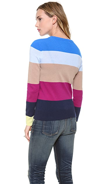 Equipment Shane Cashmere Crew Neck Sweater