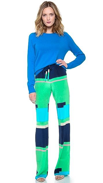 Equipment Sloan Crew Neck Sweater
