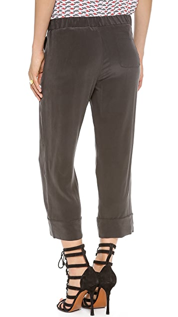 Equipment Landon Cropped Pants
