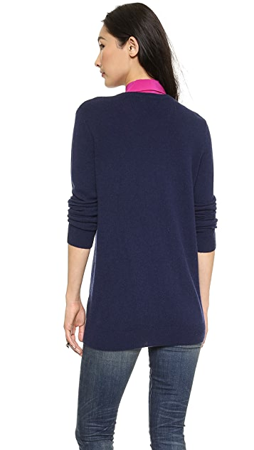 Equipment Rei Crew Neck Cashmere Sweater