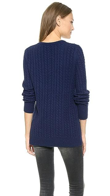 Equipment Whitney V Neck Sweater