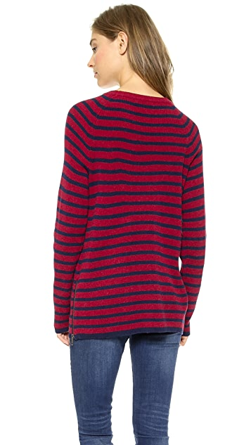 Equipment Lucien Crew Neck Sweater