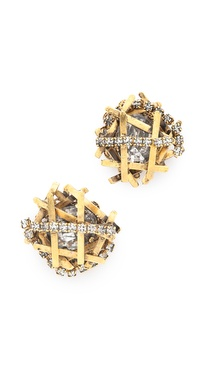 Erickson Beamon Razors Edge Earrings