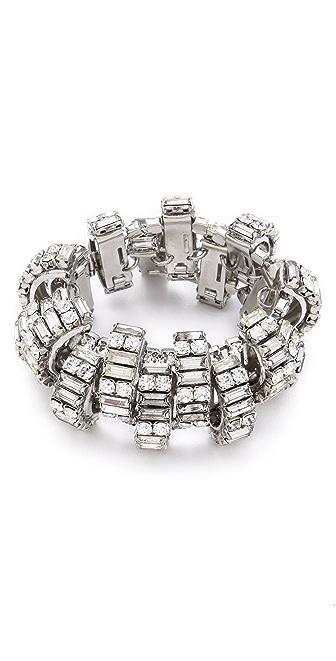 Erickson Beamon Bette Eye Bracelet