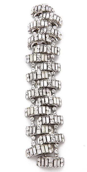Erickson Beamon Bette Eye Bracelet
