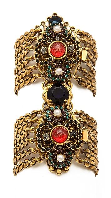 Erickson Beamon Byzantium Bracelet