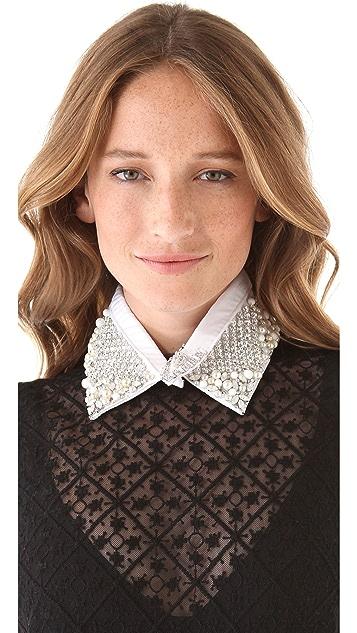 Erickson Beamon Twisted Sister Collar