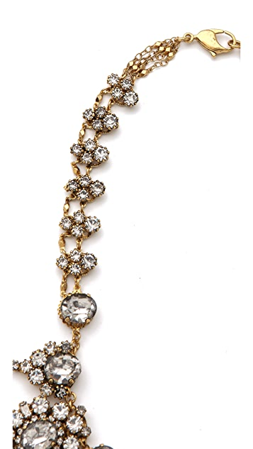Erickson Beamon Hello Sweetie Necklace