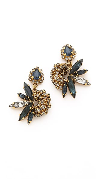 Erickson Beamon Envy Earrings