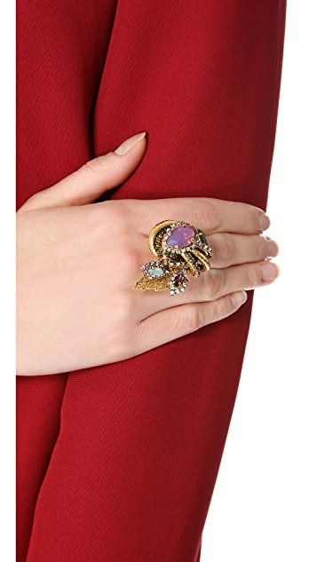 Erickson Beamon Garden Party Ring