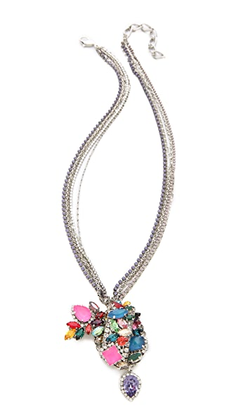 Erickson Beamon Modern Moghul Necklace