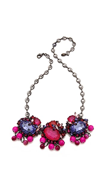 Erickson Beamon Candy Darling Crystal Necklace