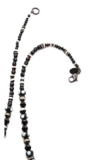 Erickson Beamon Getting Better All The Time Beaded Necklace