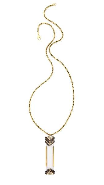 Erickson Beamon Velocity Pendant Necklace