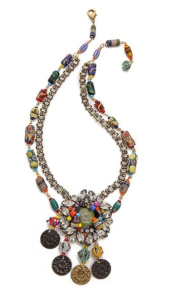 Erickson Beamon Fashion Tribe Necklace
