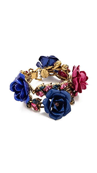 Erickson Beamon Urban Jungle Bracelet