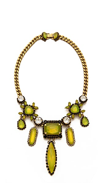 Erickson Beamon Queen Bee Necklace