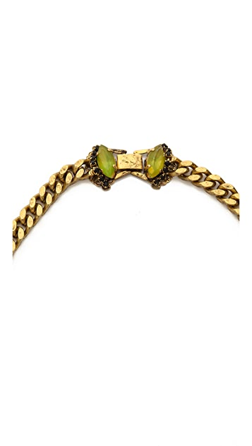 Erickson Beamon Queen Bee Necklace