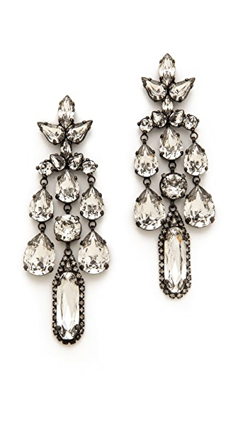 Erickson Beamon Temptress Earrings