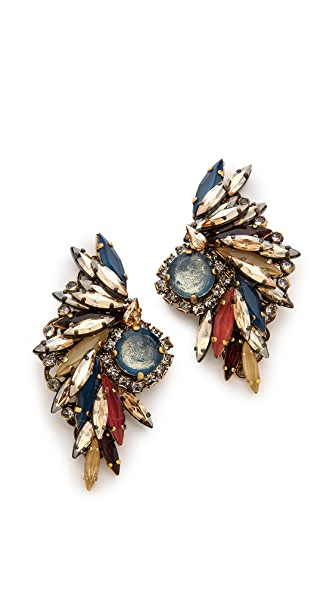 Erickson Beamon Happily Ever After Earrings