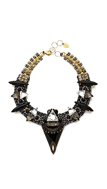 Erickson Beamon Sacred Geometry Necklace