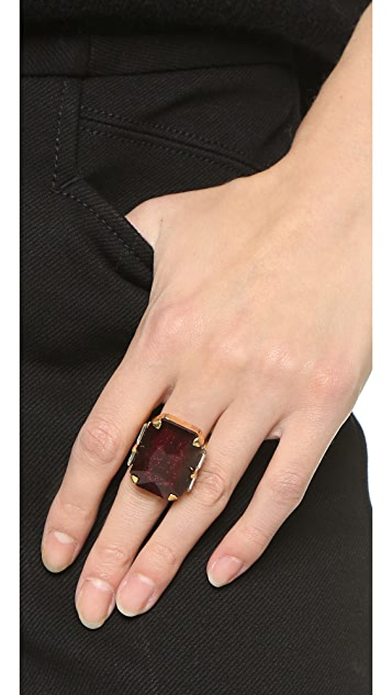 Erickson Beamon Cocktail Ring