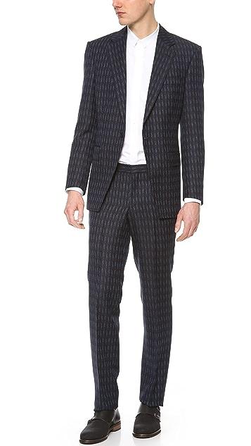 E. Tautz Cecil Stripe Jacket