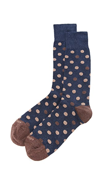 Etiquette Mix Polka Dot Socks