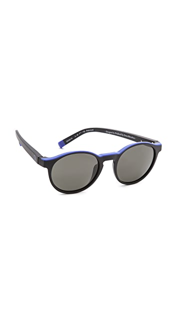 Etnia Barcelona AF280 Polarized Sunglasses