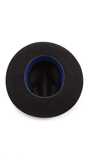 Etudes Midnight Felt Hat