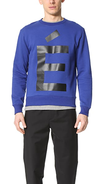 Etudes Etoile Accent Crew Sweatshirt