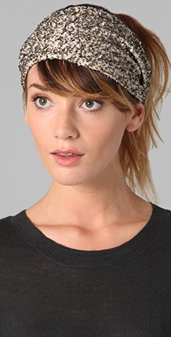 Eugenia Kim Daniella Sequin Headband
