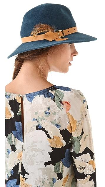 Eugenia Kim Bianca Vintage Fedora