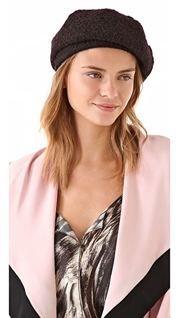 Eugenia Kim Stella Beret with Nub