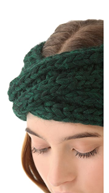 Eugenia Kim Lula Turban Headband