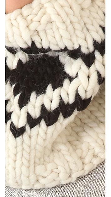 Eugenia Kim Fiona Chunky Wool Cowl