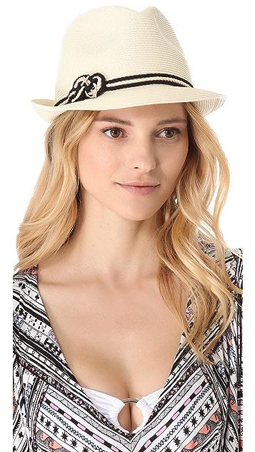 Eugenia Kim Craig Nautical Trilby Hat