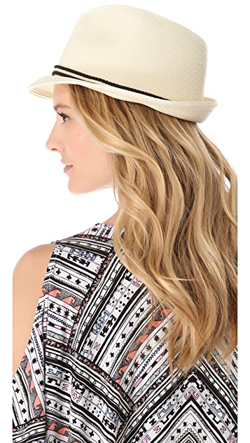 Eugenia Kim Craig Nautical Trilby Hat