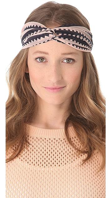 Eugenia Kim Genie by Eugenia Kim Penny Geometric Turban Headband