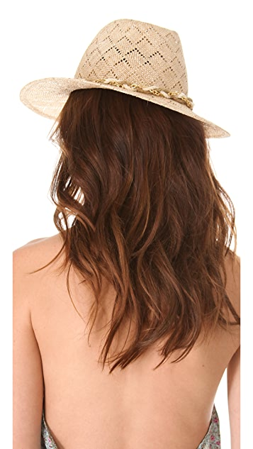 Eugenia Kim Bianca Chevron Hat