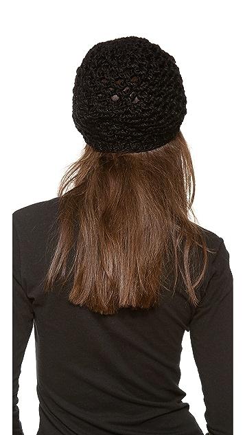 Eugenia Kim Casey Crochet Beret
