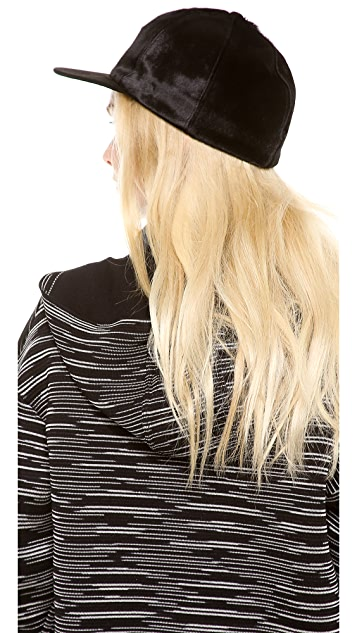 Eugenia Kim Darien Haircalf Baseball Hat