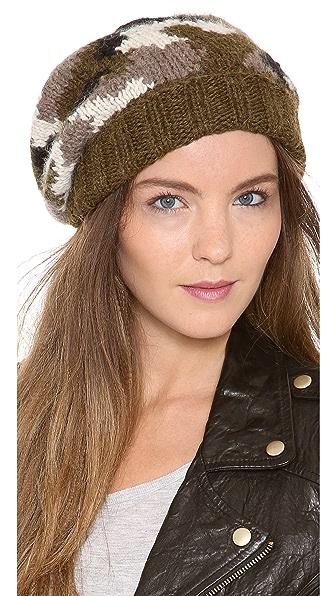 Eugenia Kim Tyler Camouflage Hat