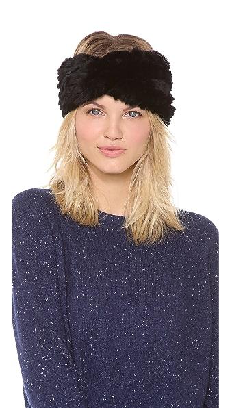Eugenia Kim Kristi Fur Headband