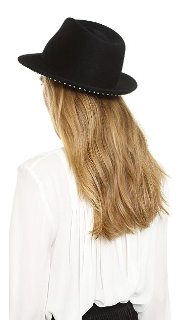 Eugenia Kim Francis Hat