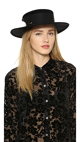 Eugenia Kim Brigitte Hat
