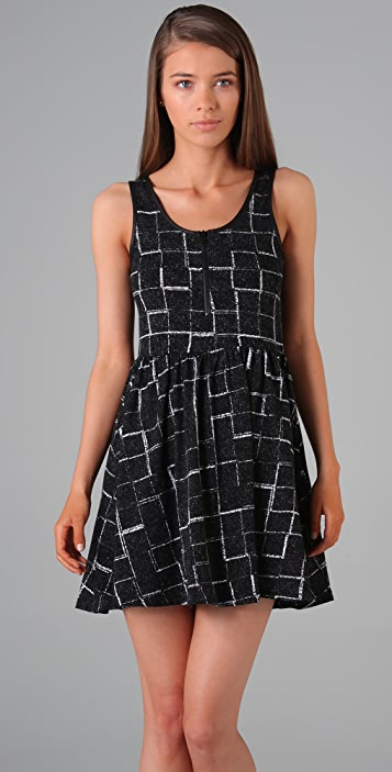 Evil Twin Gleaming the Cube Baby Doll Dress